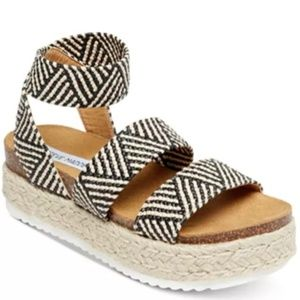 Steve Madden Shoes | Flatform Sandals US 8